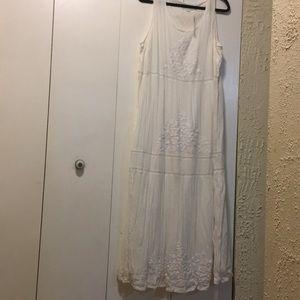J Jill long dress